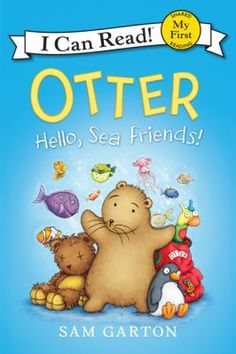 by Sam Garton at Mighty Ape NZ. Otter-the irrepressible picture book character sure to be adored by fans of Llama Llama-takes a trip to visit sea friends and meet all the animals tha. Reading Levels, Reading Skills, Reading Lists, Special Characters, Book Characters, I Can Read Books, Otter Love, New Children's Books, Shared Reading