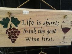Such true words- first spoken by THOMAS Jefferson :-) Great Quotes, Quotes To Live By, Me Quotes, Funny Quotes, Family Motto, Wine Signs, Told You So, Just For You, Hilario