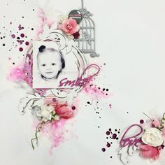 May Challenge - Caroline Parent- Creative Embellishments