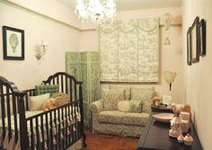 Project Nursery - Parisian Inspired Nursery