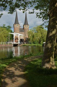 Oostpoort - Delft, Jižní Holandsko