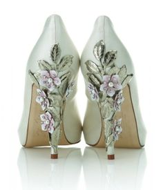 www.weddbook.com everything about wedding ♥ Brides Handfastings Wedding Shoes From Harriet Wilde  #weddbook #wedding #shoes #fashion