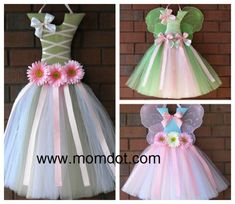 45 DIY Pretty and Fun Tutu Tutorials for Skirts and Dresses - Big DIY IDeas