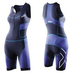 2XU womens Compression Trisuit - Triathlon