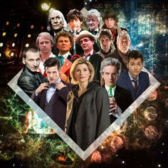 Doctor Who 1-12  13