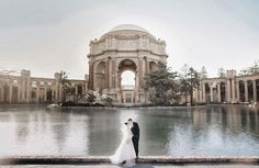 A Romantic Indoor Wedding at James Leary Flood Mansion in San Francisco, California Engagement Pictures, Engagement Shoots, Wedding Pictures, San Francisco, Couple Photography, Wedding Photography, Photography Poses, Palace Of Fine Arts, Bride And Groom Pictures
