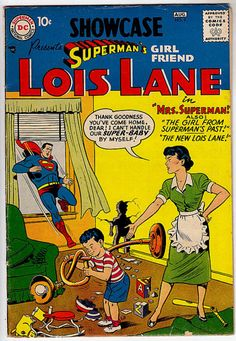 The Best Lois Lane Stories by Decade Rare Comic Books, Comic Book Covers, Comic Book Characters, Marvel Characters, Lois Lane, Comics For Sale, Dc Comics, The Unknown Comic, Superman Family