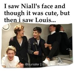 and then Harry's... and then Zayn's...