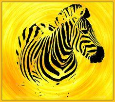 #YELLOW #zebra