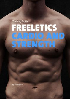 Freeletics cardio strenght guide (whole booklet)