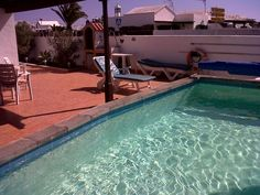 Casa Dasha  - 3 Bed Bungalow for rent in Matagorda Lanzarote sleeps up to 6 from £350 / €400 a week