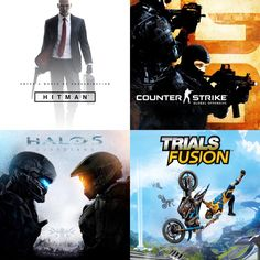 What are some of your favourite game franchises? These would have to be mine http://ift.tt/2xdzVpl