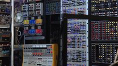 Sentience Studio: Buchla, Serge, Modcan