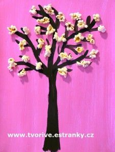 jarní nápady do výtvarky - Hledat Googlem Spring Theme, Art Classroom, Art For Kids, Crafts For Kids, Activities, Flowers, Jewelry, Mothers, Ideas