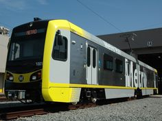 Los Angeles County MTA, MetroRail