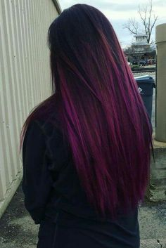 This is a beautiful purple ombre!!