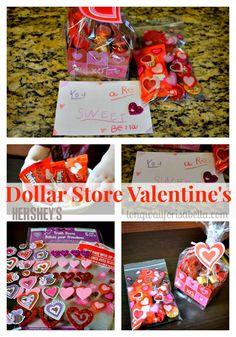 Dollar Store Valentines Gifts - Long Wait For Isabella
