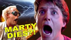 News & Discussion about Major Motion Pictures. Screen Junkies, Film Theory, Great Scott, Fan Theories, Marty Mcfly, College Humor, How Many, Back To The Future, Back In Time