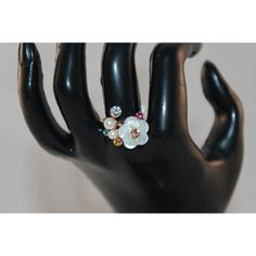 inel safir si cu cristal swarovski Swarovski, Pearl Earrings, Pearls, Jewelry, Pearl Studs, Jewlery, Jewerly, Beads, Schmuck