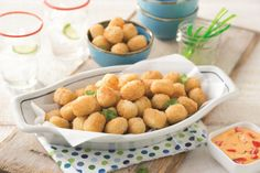 We've got the perfect appetizer for a Cinco de Mayo themed meal tonight: Queso Cheese Bites. Si, por favor! #MyPerfection