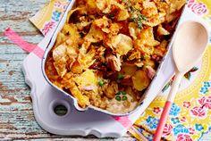 Unser beliebtes Rezept für Kartoffelauflauf mit Thunfisch und mehr als 55.000 weitere kostenlose Rezepte auf LECKER.de.