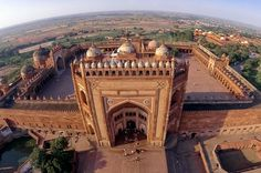 Private Fatehpur Sikri Tour from Jaipur with Transportation to Agra Listed among the World Heritage Sites, Fatehpur Sikri ranks among the most visited spots in India. Situated at a close distance from the city of Agra in the state of Uttar Pradesh, Fatehpur Sikri is an important specimen of the Mughal dynasty. By going on a tour to this historical site, you can get a feel for the rich, historical culture of the medieval Mughal India.You will be picked up by your guidefro...