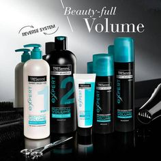 Using conditioner after you shampoo can weigh hair down and leave it flat. TRESemmé Beauty-Full Volume Pre-Wash Conditioner is designed to be used before you shampoo, to leave hair smooth and polished but still full of bounce.