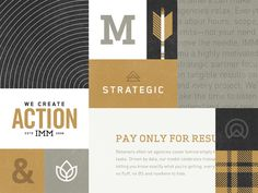 On the Creative Market Blog - 20 Inspiring Mood Boards to Design Your Own Logo