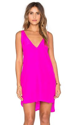 Shop for Amanda Uprichard Vita Dress in Hot Pink Light at REVOLVE. Free 2-3 day shipping and returns, 30 day price match guarantee.