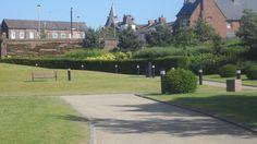 Stanley Park, Walton, Liverpool; July 9 2013