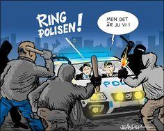JEANDERS BILDBLOGG: Lagens väktare!