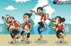 Kumpulan Parikan Jowo Ojo Saru Mikermu