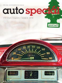 Tatra 603 - autospeciál Proč Ne?! 10/2010