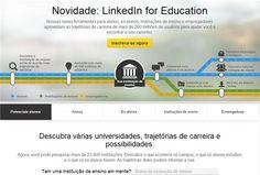 LinkedIn lanza Páginas para Universidades … y el mundo social académico puede cambiar radicalmente