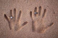 sand imprints