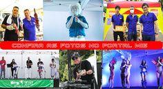 Nos dias 18 e 19 de setembro foi realizado no Kogane Park o World Food Festival…