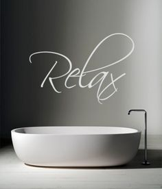 We're really getting into Bathroom Wall Stickers, check this one out!