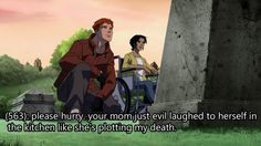 """Texts from """"Texts from Last Night"""" mashed with screenshots of Young Justice. New pictures posted every other day (At least). Run By: IronicVeghead Young Justice Funny, Young Justice League, Spitfire Young Justice, Wally West, Dc Memes, Batman Family, Detective Comics, Marvel Dc Comics, Teen Titans"""