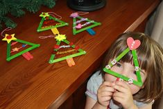 easy fun kids christmas crafts | Fun Christmas crafts.. « Peony Grace