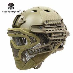 paintball w warszawie Tactical Helmet, Tactical Wear, Airsoft Helmet, Combat Helmet, Combat Pants, Combat Gear, Special Forces Gear, Paintball Gear, Military Guns
