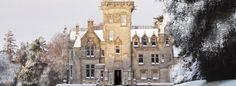 Christmas|Kinnettles Castle