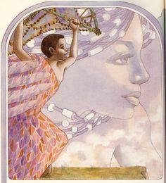 The Art of Leo and Diane Dillon: July 2011