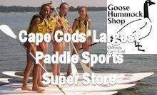 Operating for over 65 years, Goose Hummock Shop is Cape Cod's Largest Paddle Sports and Outdoors Super Store. Sales, Rentals and Instruction for Kayaks,Canoes and Stand Up Paddle Boarding. Canoes, Kayaks, Kayak Paddle, Vacation Planner, Paddle Boarding, Cape Cod, The Locals, Travel Guide, Outdoors
