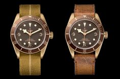 Tudor Heritage Black Bay Bronze 79250BM, with larger case and manufacture movement for Baselworld 2016 – Specs and Price | https://monochrome-watches.com/tudor-heritage-black-bay-bronze-79250bm-manufacture-movement-specs-price/