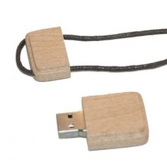 Light oak wooden USB stick with rope Light Oak, Sticks, Usb Flash Drive, Gadgets, Usb Stick, Appliances, Gadget, Craft Sticks, Usb Drive