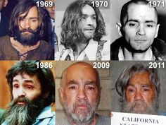 The Manson family led by Charles Manson committed a number of murders in California in 1969 including the murder of famous actress Sharon Tate Helter Skelter Charles Manson, Famous Serial Killers, Major Crimes, Life Of Crime, Foto Real, Vida Real, Evil People, Hollywood, Criminal Minds