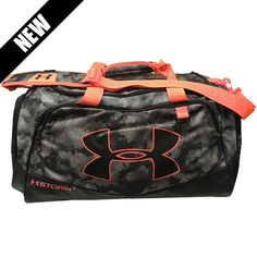Under Armour - Storm Undeniable II Duffle Bag Camo - UAUNDII-O Girls Basketball, Gymnastics Girls, Soccer, Nike Under Armour, Under Armour Women, Softball, Volleyball, Basketball Accessories, Sweet Bags