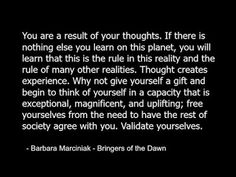 focusedongrowing.com: #524 You are a result of your thoughts. If there i...