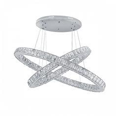 Πολυέλαιος+LED+96W+4000K Led, Chandelier, Ceiling Lights, Home Decor, Candelabra, Decoration Home, Room Decor, Chandeliers, Ceiling Lamp