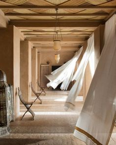 Ouarzazate, Morocco by Thierry Teyssier thierryteyssier minimalist published by – Interior Design Addict Interior Architecture, Interior And Exterior, Sweet Home, Interior Minimalista, Natural Interior, Rustic Design, Interior Inspiration, Daily Inspiration, Moodboard Inspiration